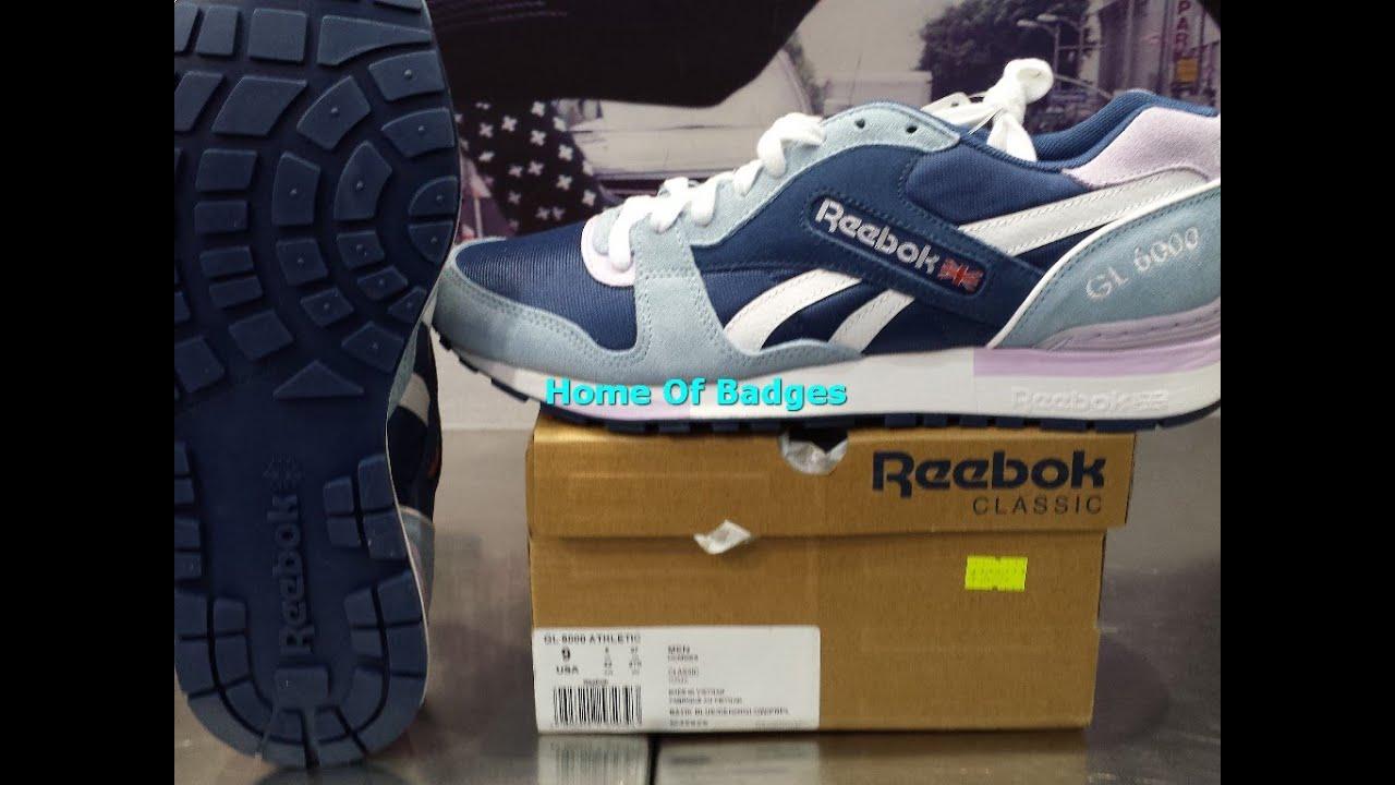 reebok shoes gl 6000 athletics 2000