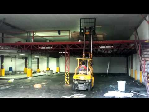 8,000 sqm Bare Warehouse for Lease in Santa Ana, Manila