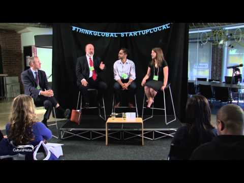 SF Gathering: #ThinkGlobal, Startup Local Panel Discussion