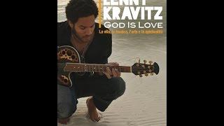 LENNY KRAVITZ. GOD IS LOVE. Booktrailer
