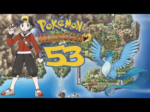 Let's Play Pokémon HeartGold [German][#53] Der Vogel des Eises