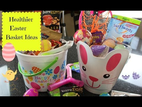 Healthier Easter Basket Ideas
