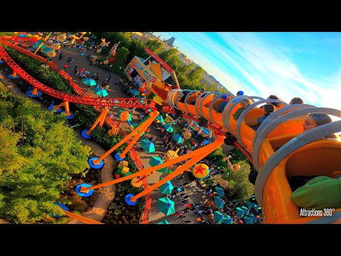 Slinky Dog Dash - Disney's Roller Coaster Ride - Disney's Hollywood Studios