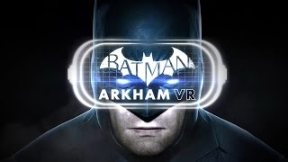 BATMAN: ARKHAM VR - Game Download (Batman: Arkham Virtual Reality by Rocksteady Studios 2017)