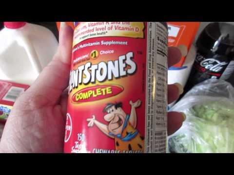 Flinstones Vitamins Are Not Just For Kids :)