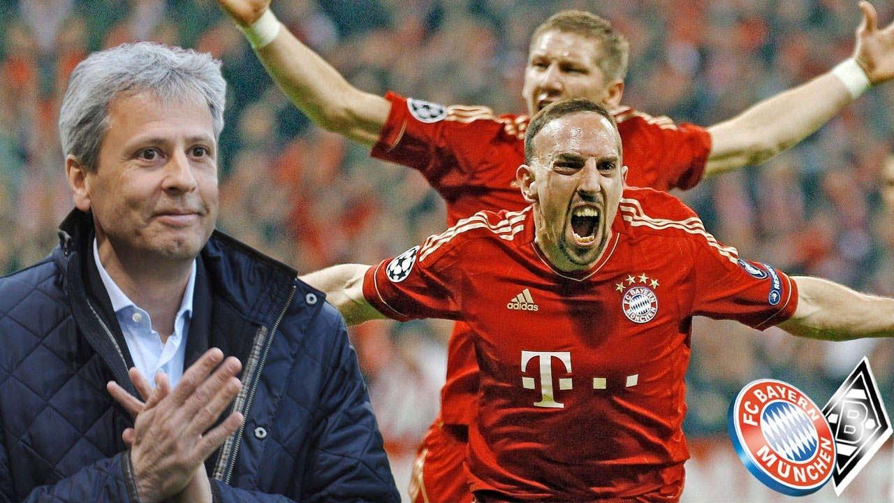 Bayern München Gladbach