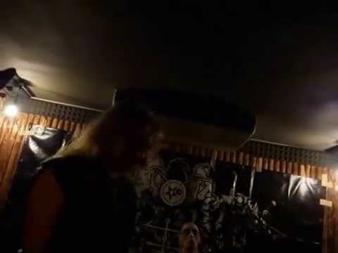 Satanic Warmaster (live 1/3) @ Bush Bash Koiwa Tokyo Japan 31 Oct 2014
