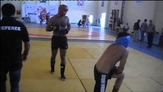 Ceyhun Abbaszade 2012 MMA Baki Kuboku