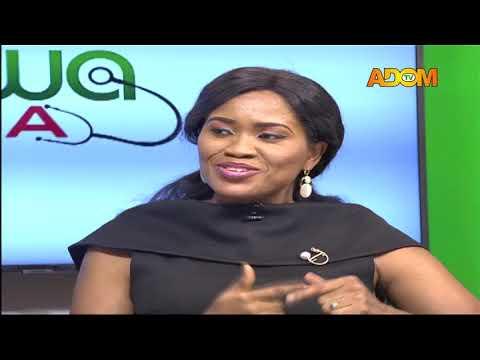 Breast Feeding - Nkwa Hia on Adom TV (11-8-20)