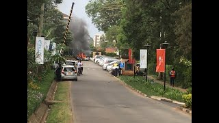Owners to pick cars from scene of terror attack in Nairobi | Kenya news today
