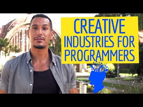 What Are The Most Creative Industries For Programmers?