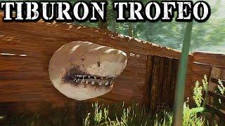 Actualización THE FOREST 0.27 #58 - Trofeos de caza y asalto a mi fortaleza | Gameplay Español