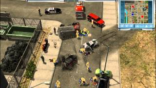 Emergency 4 - Gameplay