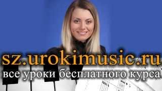 Школа синтезатора. Как играть на клавишных. vse.urokimusic.ru класс синтезатора
