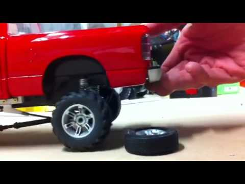 Dodge Ram Trucks >> 1:18 Dodge Ram working suspension #2 - YouTube