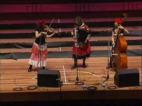 Brahms Hungarian Dance No. 5 - Stiletto Sisters