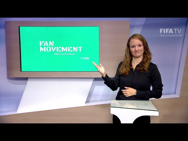 Matchday 25 - France 2019 - International Sign Language for the deaf and hard of hearing