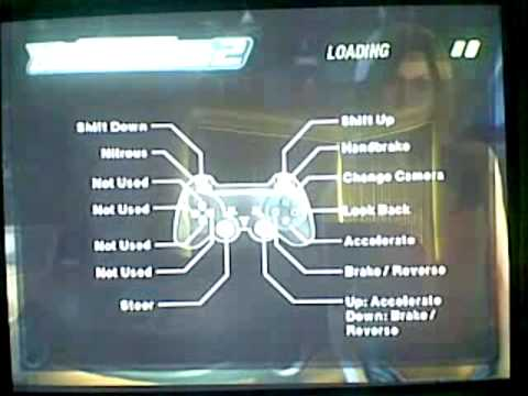 Need For Speed Underground 2 Two Player Free Roam Youtube