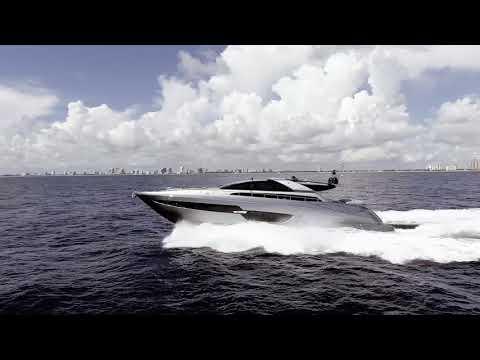 Luxury Yacht - Riva 88' Domino Super - Ferretti Group America
