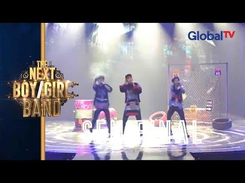 """Alief, Bastian, Ridwan Sings """"Bang Bang Bang"""" (BIG BANG) I The Next Boy/Girl Band GlobalTV"""