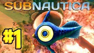 SUBNAUTICA #1 - PODWODNY SURVIVAL START