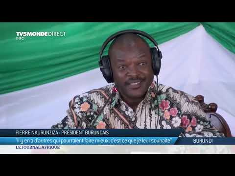 Burundi : Pierre Nkurunziza candidat à la présidentielle de 2020 ?