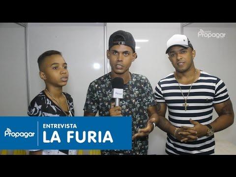 🔴 Entrevista com a banda La Furia em Ipirá   TV Propagar