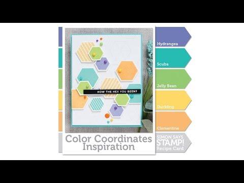Color Coordinates: Summer Mix with Shari Carroll