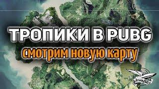 Стрим - PUBG - Новая карта Дикий Край - Играем с Шаманёнком и девчонками