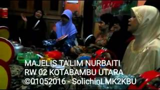 Qasidah MT Nurbaiti RW02 KBU