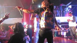 "Migos Perform ""Fight Night"" at The Eight"