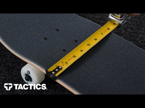 What Size Skateboard? | Skateboard Buying Guide Tactics