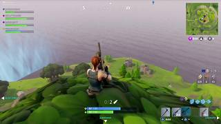 WORLDS LONGEST NO SCOPE IN FORTNITE (ps4)