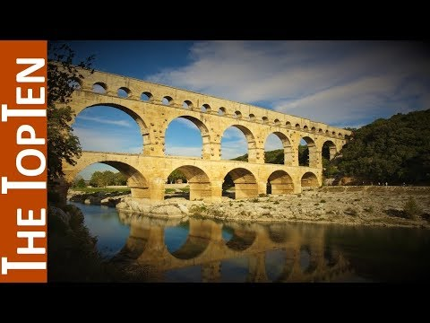 The Top Ten Beautiful Aqueducts In The World