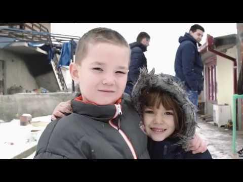 Dogradnja kuće porodici Bošković iz sela Zvečka kod Obrenovca - Srbi za Srbe
