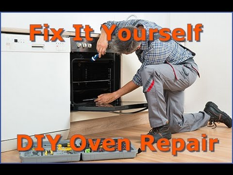 How to Replace an Electric Oven/Range Heating Element. GE Oven