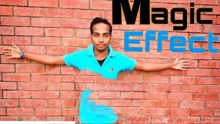 Picsart Magic Effect