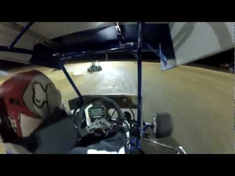 Texoma Speedway Aug 4 2012 JR1 Feature