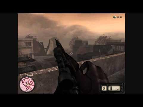 Список игр про снайперов и со снайперами на PC farapru