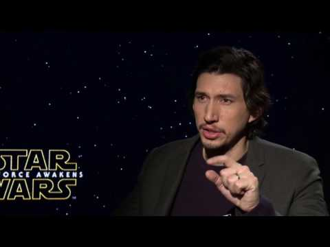 Adam driver  Funny Moments