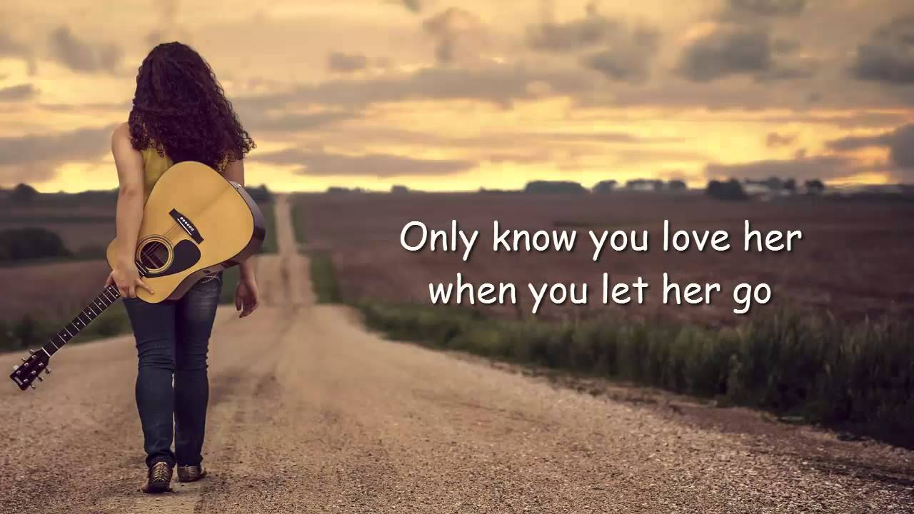 you only know you love her lyrics