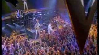 Queen Brian And Roger About The Friends Will Be Friends Video