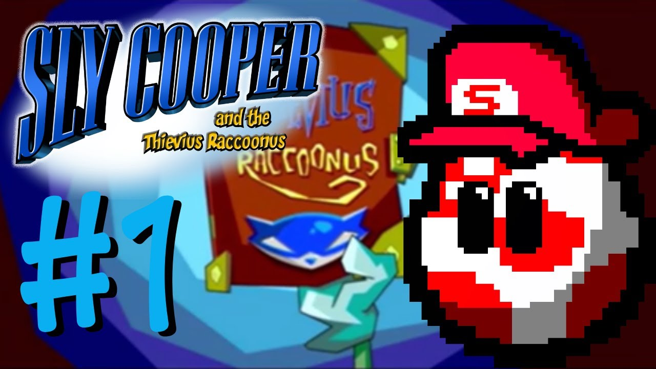 Sly Cooper And The Thievius Raccoonus Episode 1 Meet The
