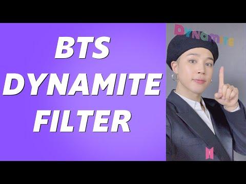how-to-get-bts-dynamite-filter-on-instagram!-(easy)