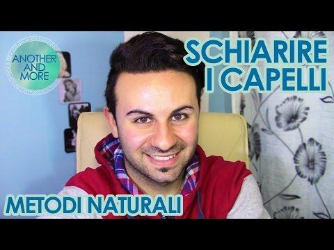 Schiarire I Capelli Con Metodi Naturali (Cassia, Curcuma, Camomilla) - {Another And More}