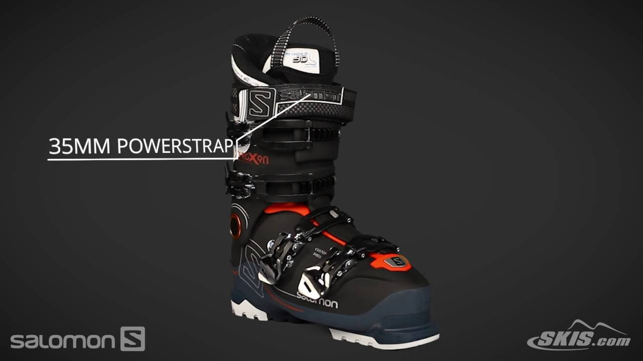 2017 Salomon X Pro X90 CS Mens Boot Overview by SkisDotCom