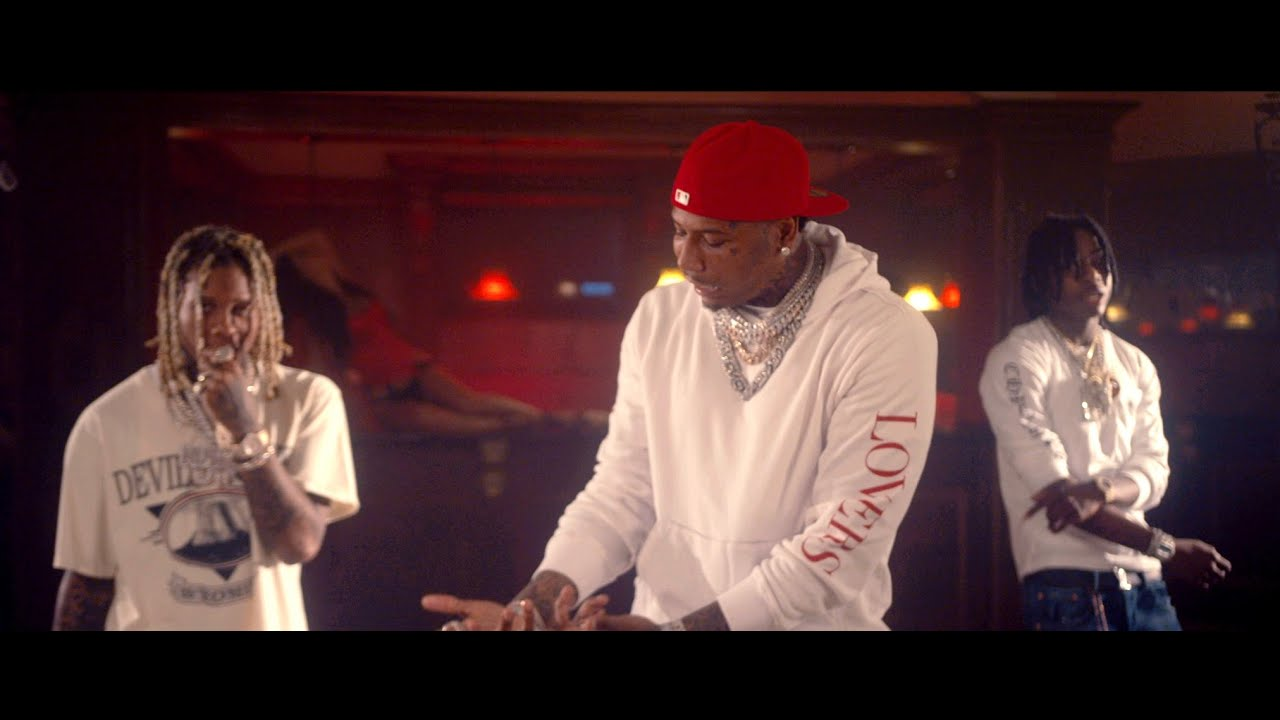 Moneybagg Yo - Free Promo (feat. Polo G & Lil Durk) (Official Video)