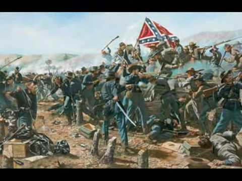 CONFEDERATE SONG ~ IRISH REBEL SOLDIERS