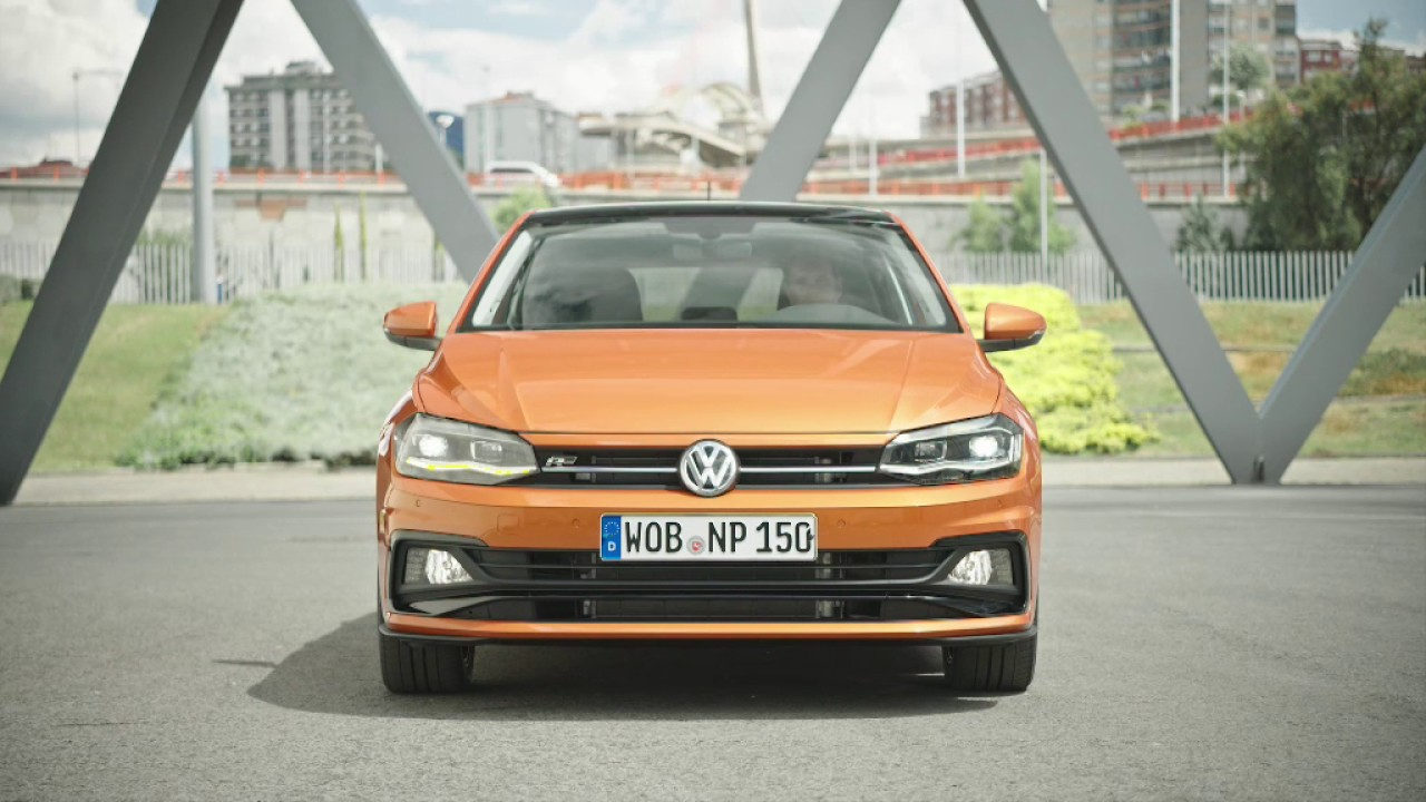 2018 Vw Polo Exterior Design Youtube