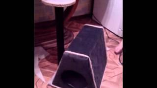 Кошкин дом своими руками(Я слипил из того что было., 2015-06-19T20:01:17.000Z)